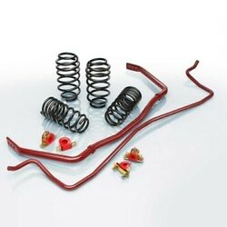 Eibach Springs And Sway Bars For Ford Mustang 4.13335.880 Pro-plus Kit
