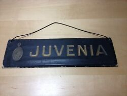Used - Vintage - Plate Plaque Juvenia - Watches - For Collectors