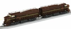 O-gauge - Lionel - Pennsylvania Sharknose Aa Set, Suberbass Sharknose B And Powere