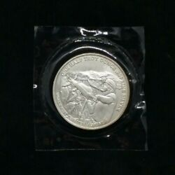 Pan American Silver Corp Miner 1/2 Oz .999 Silver Round Mint Sealed Free S/h