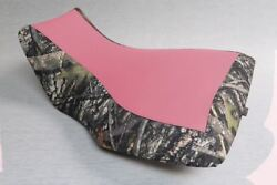 Yamaha Grizzly 660 Pink Top Camo Seat Cover Yz64kya64