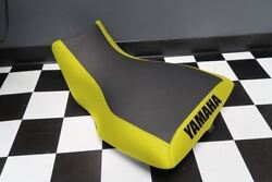 Yamaha Grizzly 660 Yellow Sides Logo Seat Cover Yz70kya70