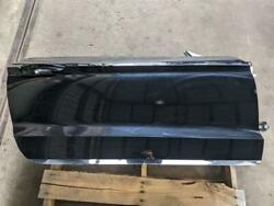 2015-2020 Ford Mustang Gt 5.0l Coyote Passenger Right Rh Coupe Black Door Oem