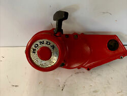 Honda Atc 70 Recoil Pull Starter And Cover