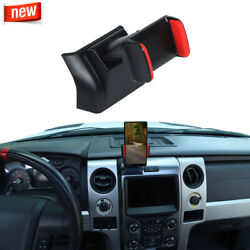 360° Rotate Cell Phone Car Holder Dashboard Center Mount For Ford F150 2013-14
