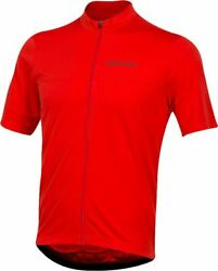 Pearl Izumi Menand039s Bicycle Cycle Bike Quest Jersey Torch Red