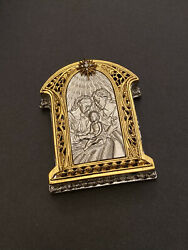 The Vatican Library Collection Nativity Star Of Bethlehem Rosary Box