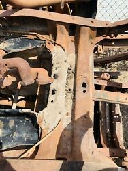 Front Cross Member For Chevy 1941-46 1/2 Ton