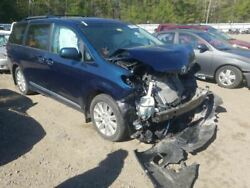 No Shipping Roof Glass Dual Panel Front Fits 11-19 Sienna 442247