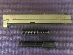 Springfield Armory Xd45 Stainless Slide Barrel 45 Acp See Pics Free Shipping