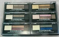 Covergirl Quad Palettes Eyeshadow You Choose Your Shade Combined Shipping