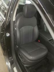 18 G80 Right Front Seat Us Market Leather 3.8l Heated And Cooled Black Rry