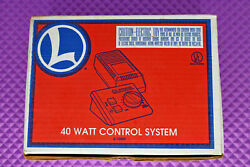 1996 Lionel Ac Controller With Desk Pack 71-2885-200 Dm1803a0-1an 6-12885