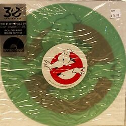Ghostbusters 10and039and039 Sealed Glow In The Dark Vinyl 0986 Rsd 2014 Ray Parker Jr