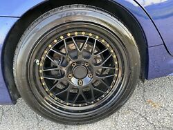 18 Inch Aodhan Rims 5x114.3 On Toyo Tires Perfect Less Than 1200 Miles On Them