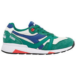 Diadora N9000 H Mesh Italia Heritage Green White Red Menand039s 7.5-12 Made In Italy