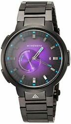 Seiko Wrist Watch Wired Ghost In The Shell Sac_2045 Collaboration Agab703 Black