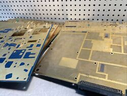 11.8 Lbs High Yield Gold Recovery Vintage Plated Circuit Board Scrap Refine Art