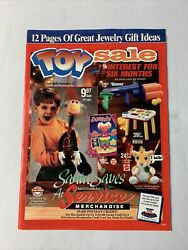 Vintage 1994 Service Catalog-jewelry And General Merchandise Electronics