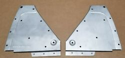 1928 1929 1930 1931 Model A Ford Body Trunk Rumble Brace Triangle Coupe Roadster