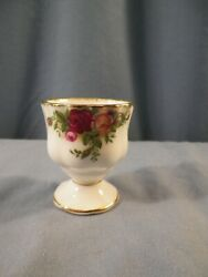 Royal Albert, England, Old Country Roses Egg Cup