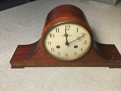 Vintage Seth Thomas Mantle Clock 8 Day A-200 Germany For Parts