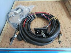 New Oem 0720 Omc Johnson Evinrude Starter And Cable Assy 321494 386720 389269