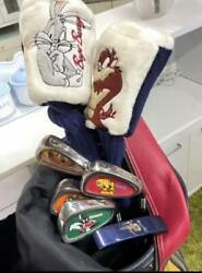 Looney Tunes Golf Bag And Clubs Set