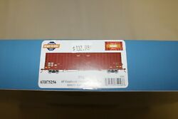 Athearn Rtr 60' Gunderson Double Door Box Car Ttx Tobx 3-pack 75256
