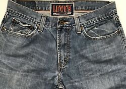 Vintage Levi's The Original Jeans Low Boot Cut 527 32 X 32 Awesome