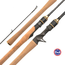 Fishing Rod Saltwater Fuji Guide Ring Spinning Casting Cork Handle Ul/l/ml/m/mh