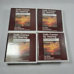 Faith Comes By Hearing Niv Bible New Testament Audio Drama With Music 73 Cd Set