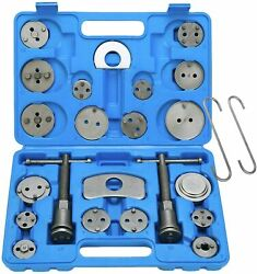 Front And Rear Caliper Brake Rewind And Piston Compression 24-piece Tool Kit