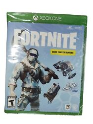 Fortnite Deep Freeze Bundle Game For Xbox One Brand New Factory Sealed