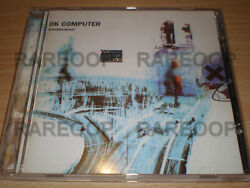 Ok Computer [teltron] By Radiohead Cd 1997 Emi-odeon Made In Argentina