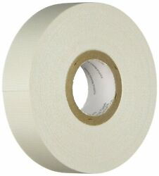 White 3m 27 Glass Cloth Electrical Tape, 7 Mil, 3/4 X 66' Pack Of 50