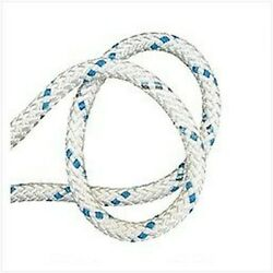 Coil 656 2/12ft Braided With Stocking External Polyester Andoslash0 15/16in White Leds