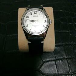 Seiko 5740-8000 1976 Hand-winding Lord Marvel 3600 Silver 36000 Watch 964