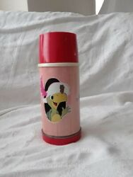 Vintage 1960's Hanna Barbera Thermos Touche Turtle, Lippy The Lion, Wally Gator