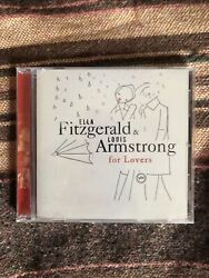 Ella amp; Louis for Lovers by Ella Fitzgerald amp; Louis Armstrong CD NEW SEALED $10.74