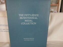 Fifty-state Bicentennial Complete First Edition Proof Set Solid Sterling Silver