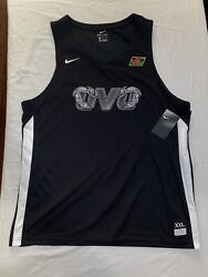 Ovo X Nike X Scorpion Tour Jersey Friends And Family Exclusive 2018 Size Xxl