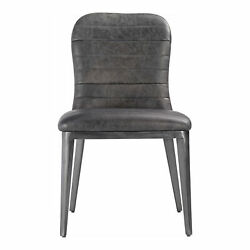 Moeand039s Shelton Dining Chair With Black Finish Pk-1094-47