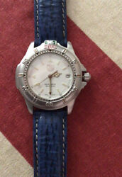 Tag Heuer July 4th Special Estate Sale Vintage Mens 4000 Auto Preowned See Photo