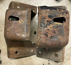 1979 78 79 Ford 4x4 Truck Bronco Motor Towers Stands Mounts 351m 400 460 Perch