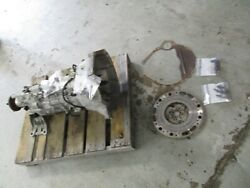 2011 Ford Mustang Shelby Gt500 Tr6060 Transmission 052