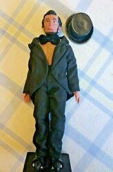 Vintage Abraham Lincoln Doll Fun World Fully Jointed Great Americans