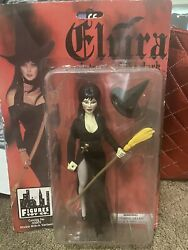 Elvira Mistress Of The Dark Witch Variant Action Figure Toy Co. 1998 Nip Rare