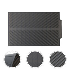 1pc Mat Silicone Heat Insulation Creative Draining Pad Drying Mat For Home