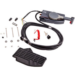 Remote Control Box Fit Yamaha Outboards Electric Start Motors 703-48205-16-00